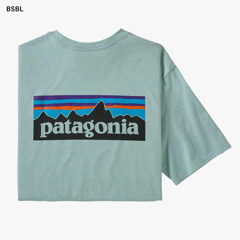 パタゴニア メンズ P-6ロゴ ポケット レスポンシビリティー patagonia Mens P-6 Logo Pocket Responsibili Tee 38512 2020春夏