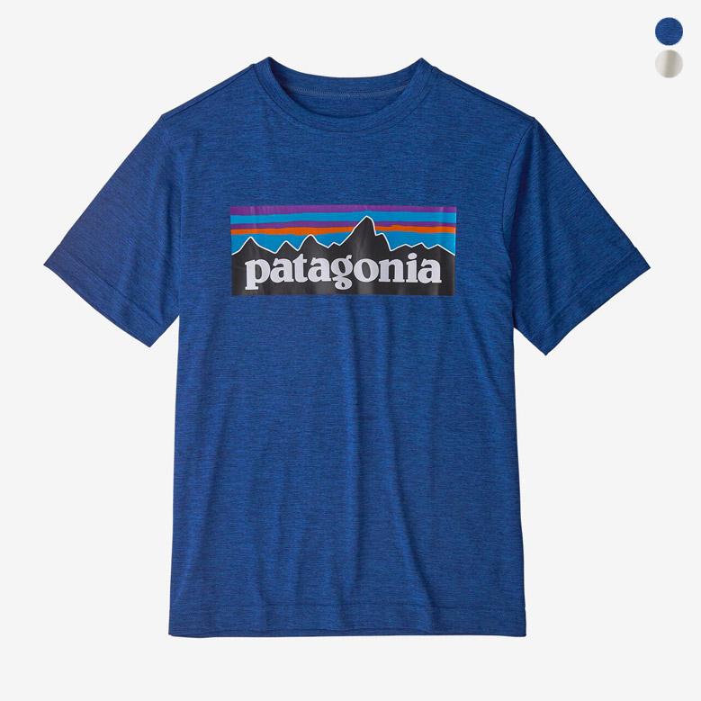 パタゴニア ボーイズ・キャプリーン・クール・デイリー・Tシャツ patagonia Boy's Capilene Cool Daily T-Shirt 62420 2020春夏