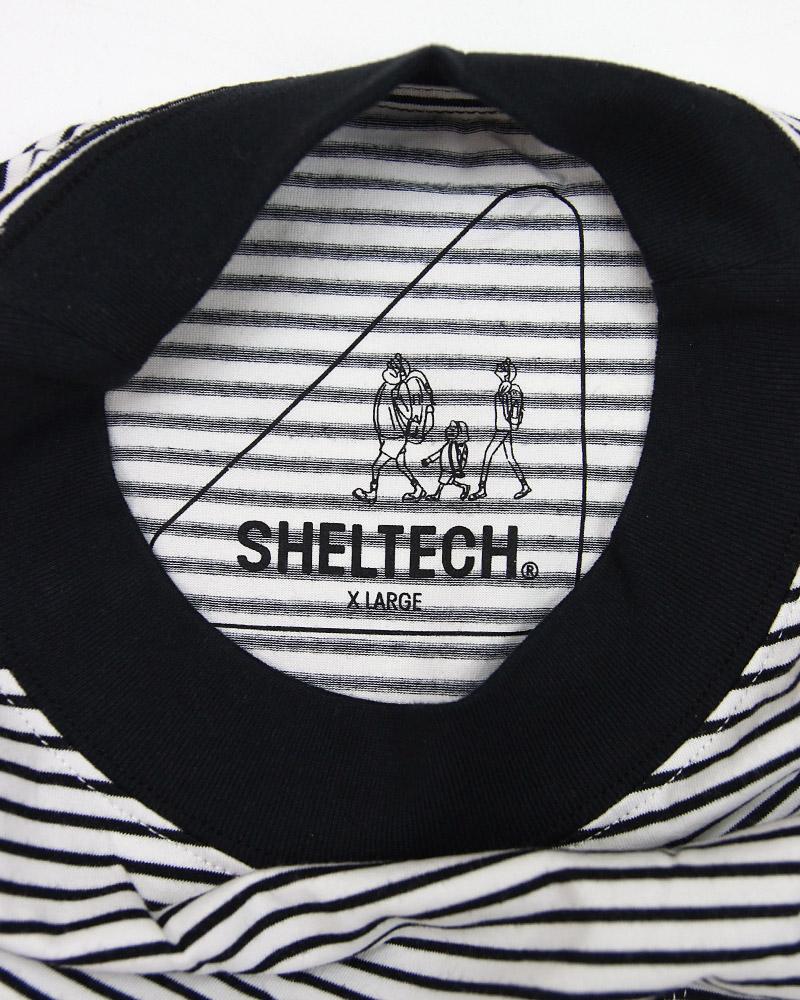 シェルテック ワイドTシャツ SHELTECH WIDE TEE ボーダー