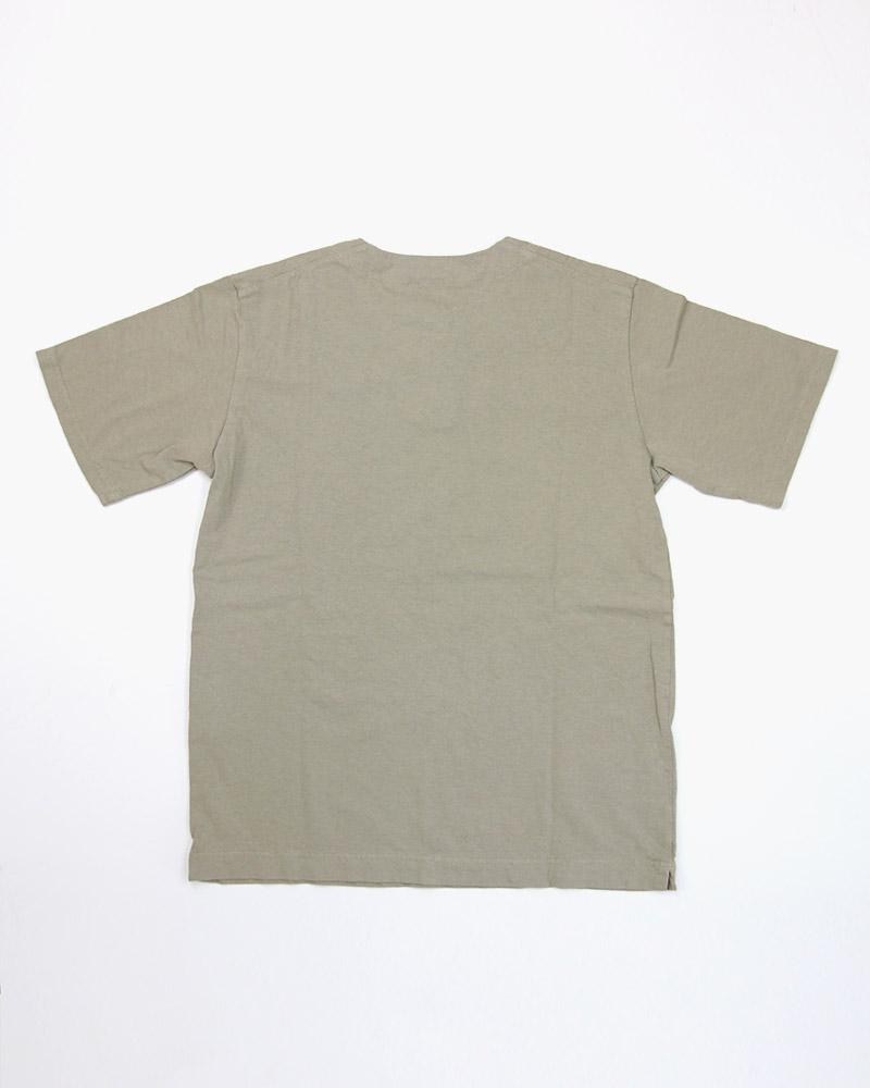 ジャックマン ヘンリーネックTシャツ Jackman Henley neck T-Shirt JM5713