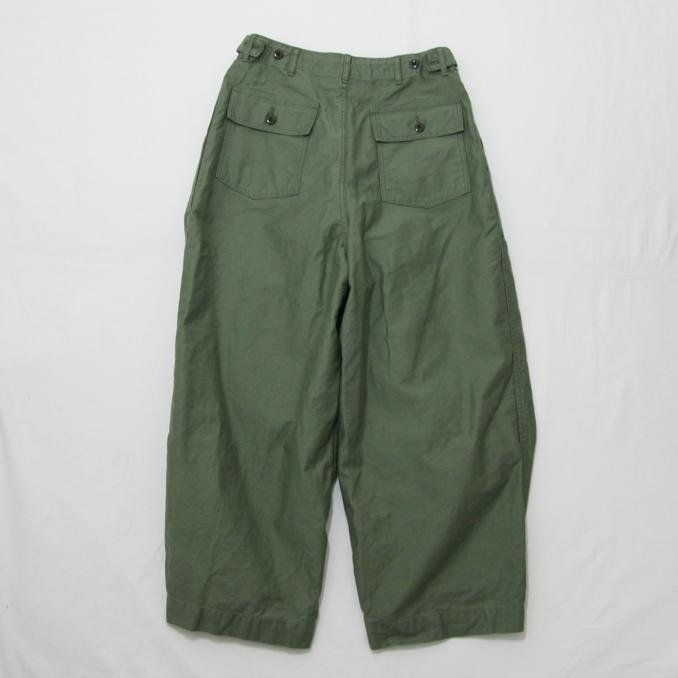 ニードルズ ニードルス ヒザデルパンツ NEEDLES H.D PANT パンツ OLIVE