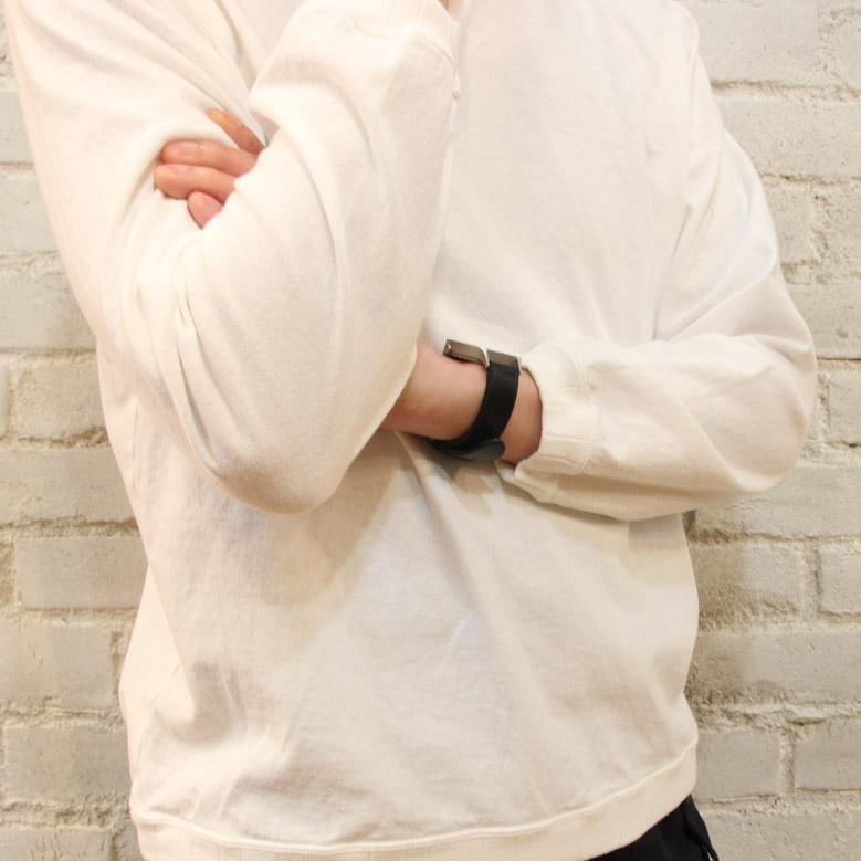ジャックマン リブロングスリーブTシャツ Jackman Rib Long Sleeve T-Shirt JM5762