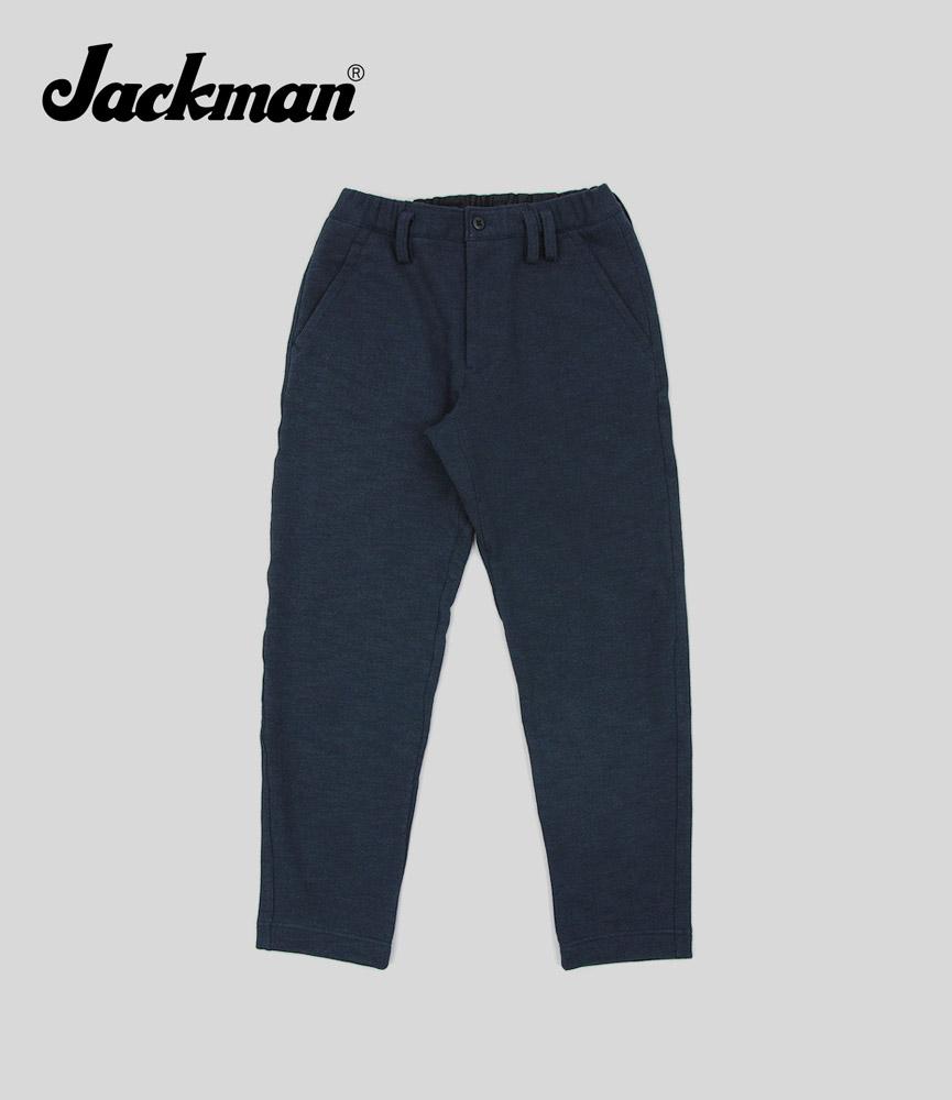 ジャックマン GG スウェット トラウザーズ JACKMAN GG Sweat Trousers JM4970 NAVY