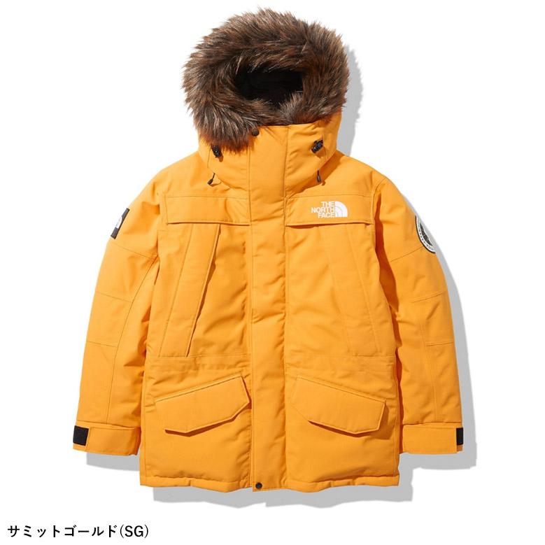 ノースフェイス アンタークティカパーカ メンズ THE NORTH FACE Antarctica Parka ND92032 2020秋冬