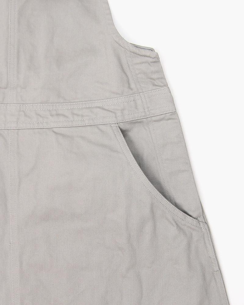 オーシバル オーチバル ORCIVAL カツラギ サロペットスカート RC-5093OGN