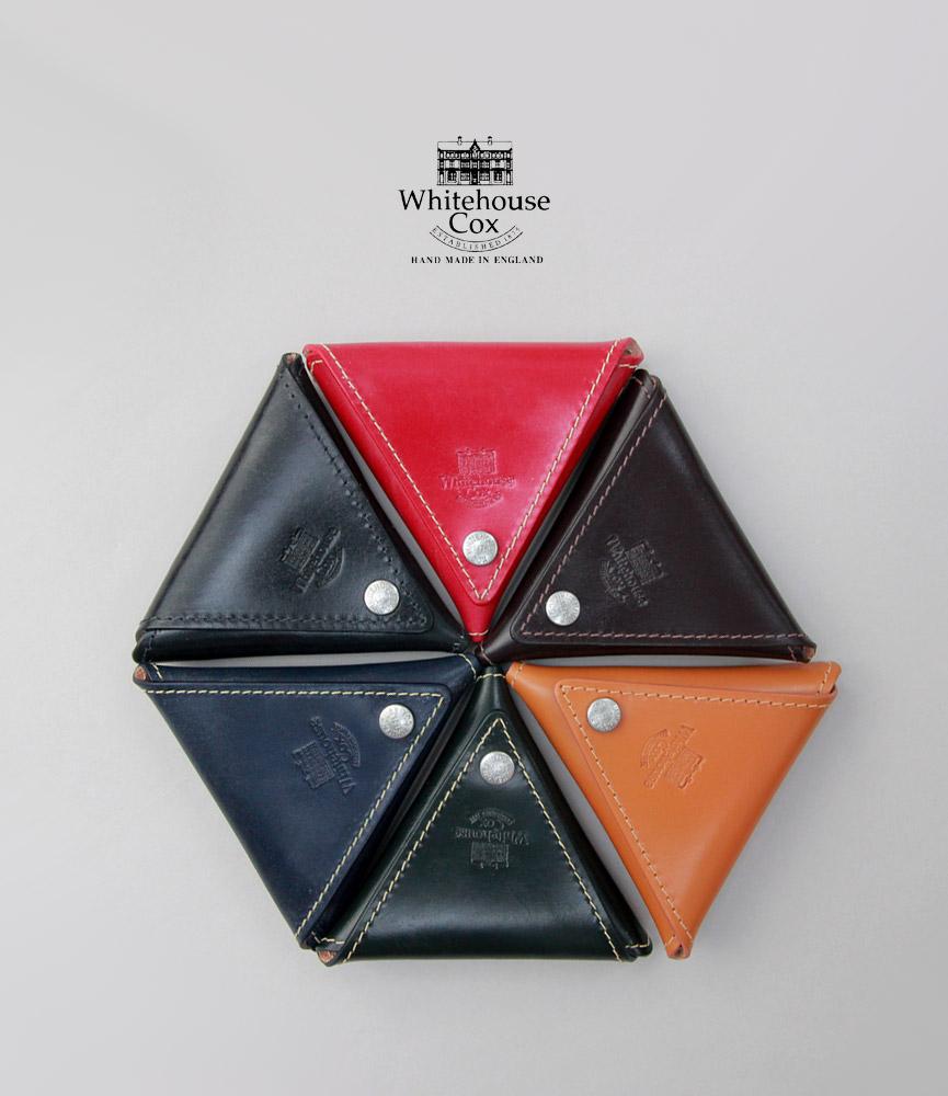 ホワイトハウスコックス 小銭入れ 全6色 WhitehouseCox S1902 COIN CASE