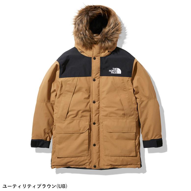 ノースフェイス マウンテンダウンコート メンズ THE NORTH FACE Mountain Down Coat ND91935 2020秋冬