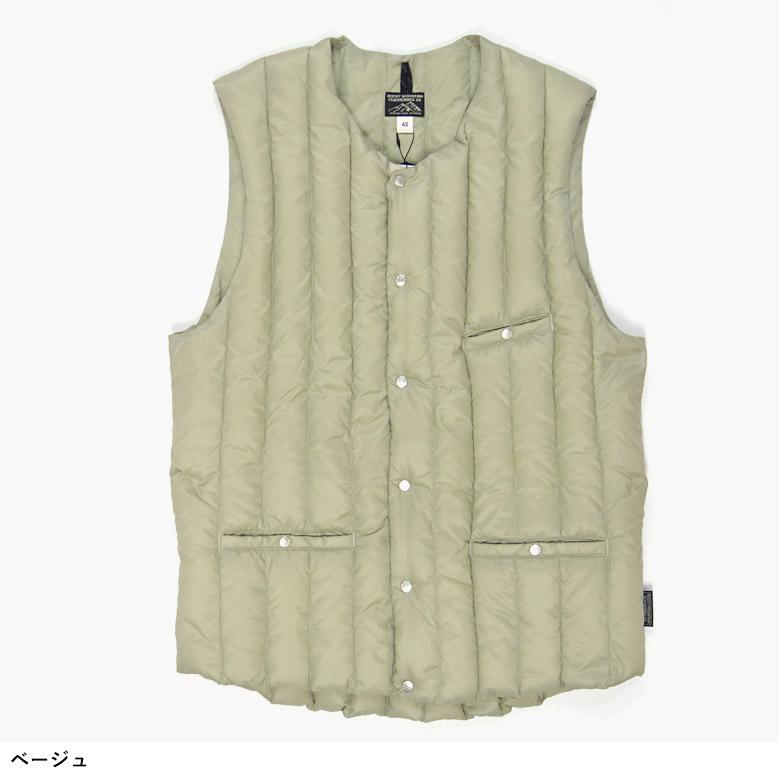 ロッキーマウンテンフェザーベッド シックスマンスベスト Rocky Mountain Featherbed 6M Vest 2020秋冬