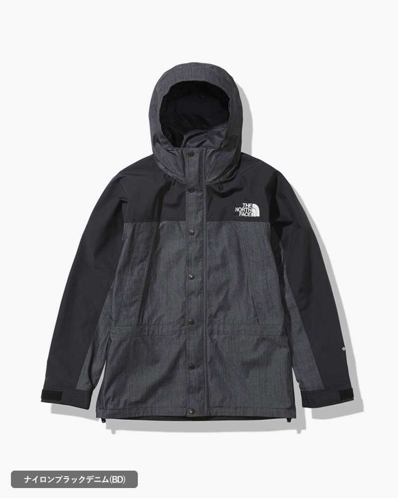 ノースフェイス THE NORTH FACE マウンテンライトデニムジャケット メンズ Mountain Light Denim Jacket NP12032 2021春夏