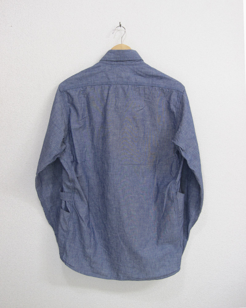 ササフラス ガーデナーシャツ SASSAFRAS Gardener Shirt