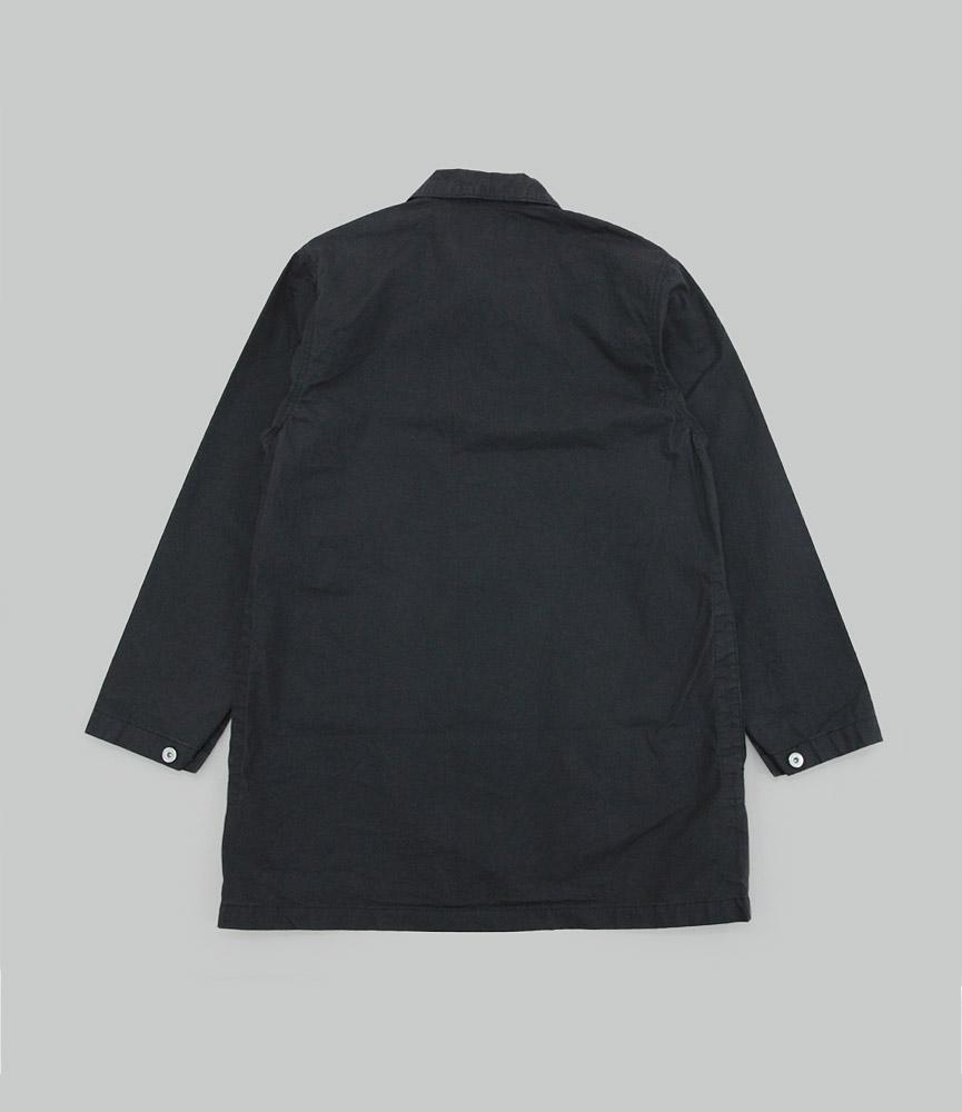 ブレナ ショップコート BRENA SHOP COAT - CERUTTI BLACK