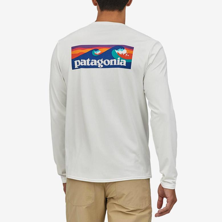 パタゴニア メンズ ロングスリーブ キャプリーン クール デイリー グラフィック シャツ patagonia M's L/S Capilene Cool Daily Graphic Shirt 45190 2020春夏