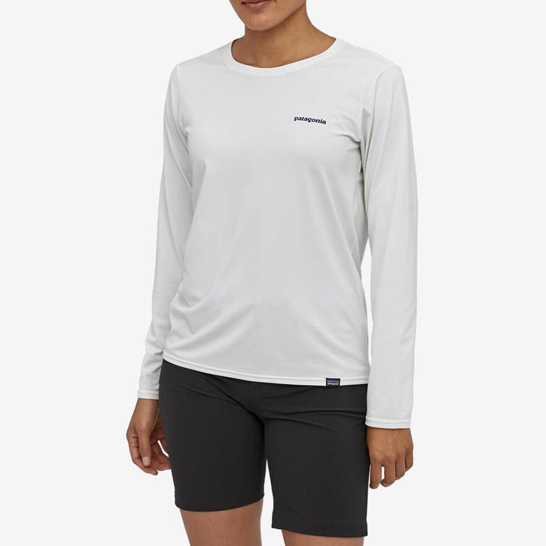 パタゴニア ウィメンズ ロングスリーブ キャプリーン クール デイリー グラフィック シャツ patagonia W's L/S Cap Cool Daily Graphic Shirt  45205 2020春夏
