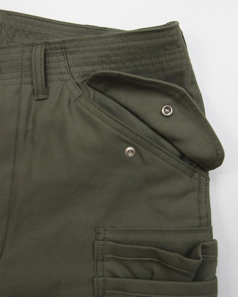 ササフラス オーバーグロウンパンツ SASSAFRAS Overgrown Pants SF-211768