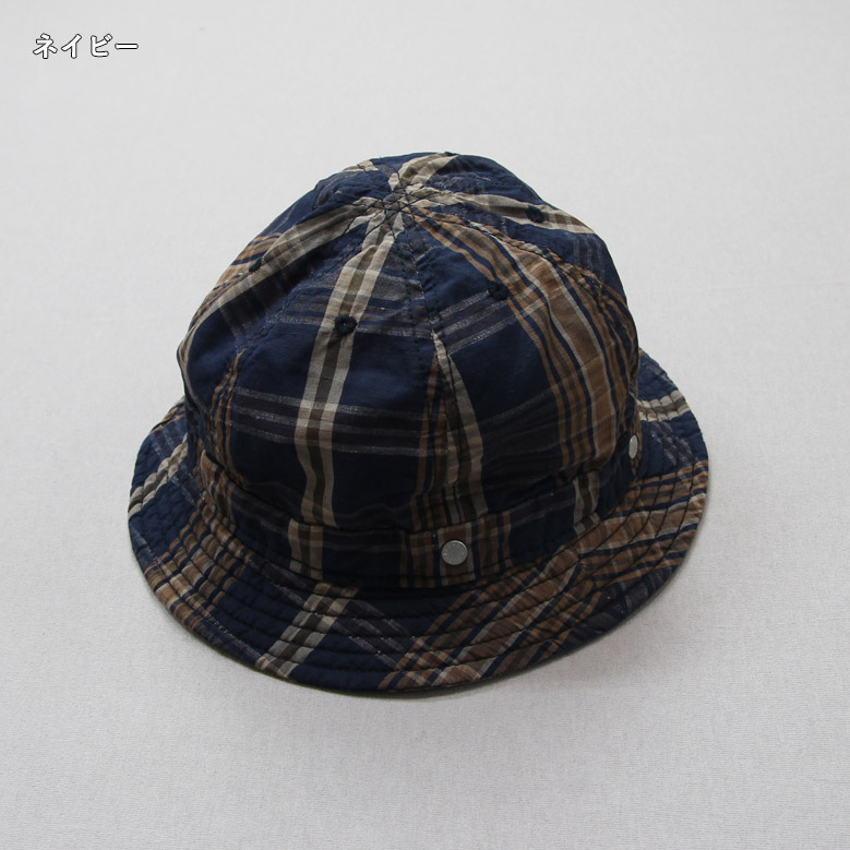 デコー シャローコメハット DECHO SHALLOW KOME HAT 2-2SD20