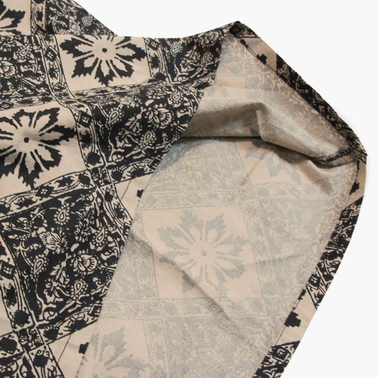 サウスツーウエストエイト ストリングスカート South2West8 String Skirt - Printed Flannel / Batik GL837