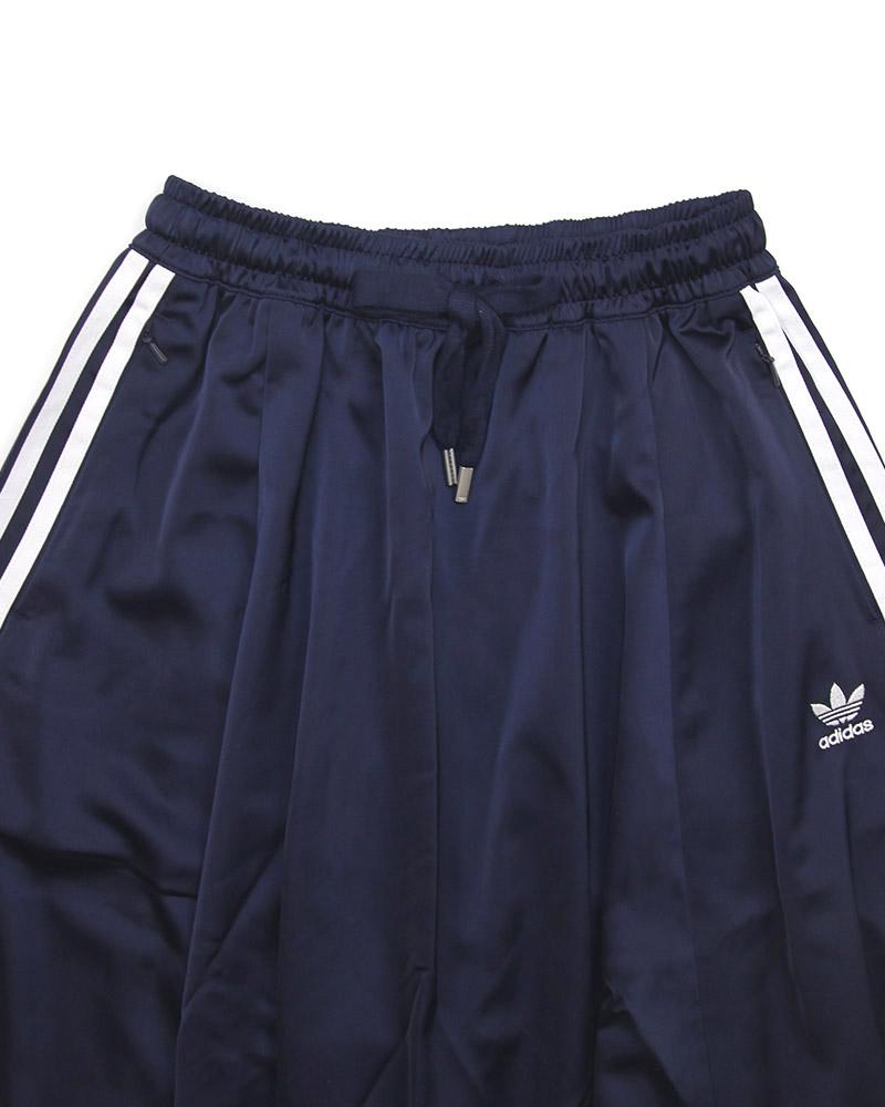 アディダス  ロングサテンスカート adidas FL0045