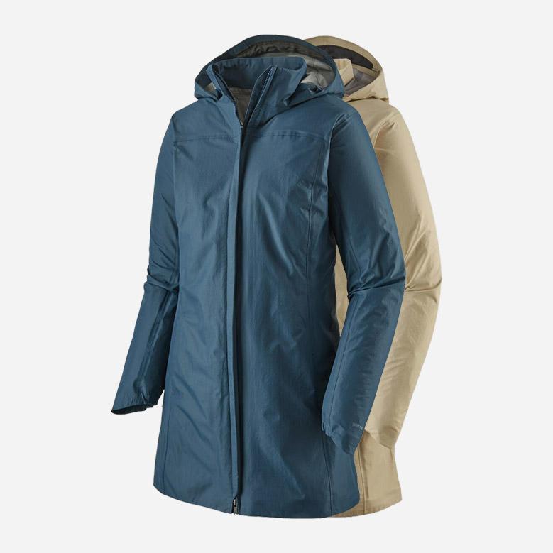 パタゴニア ウィメンズ・トレントシェル・シティ・コート Patagonia W's Torrentshell 3L City Coat 27119 2020春夏