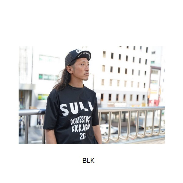 TOUR TEE(全2カラー) ・sullo(スージョ)1321101041