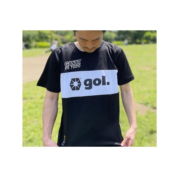 プラクティスシャツ<VENTO>・ gol.(ゴル)G142-579