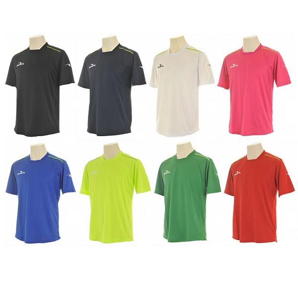 DPZ76 Dalponte(ダウポンチ) ダブルパイピングゲームシャツ
