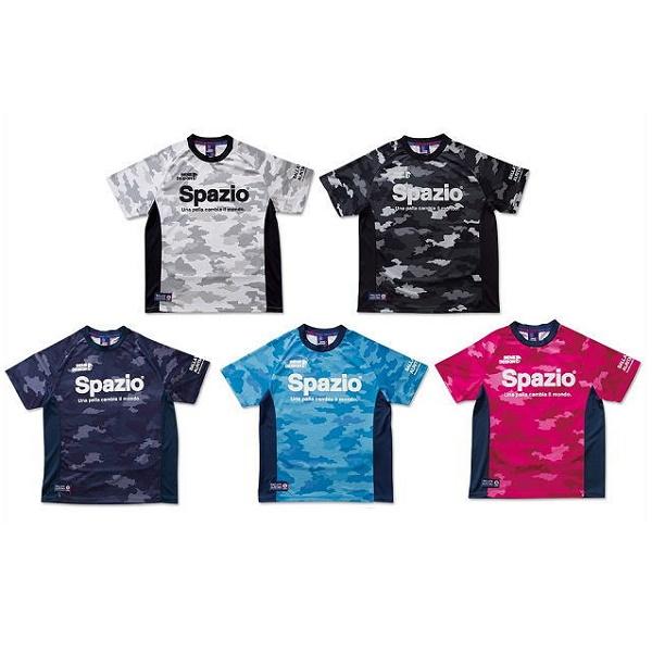 GE-0360 Spazio(スパッツィオ) Camuffamento Practice shirt(プラシャツ)【10%OFF】