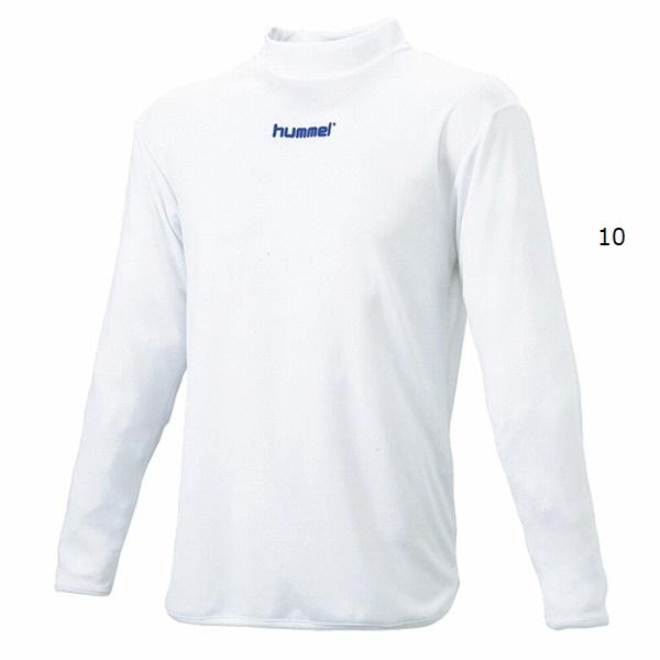 ジュニアハイネックインナーシャツ(ジュニア用長袖)・hummel(ヒュンメル)HJP5139