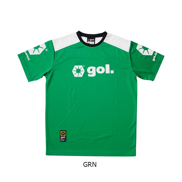 プラクティスシャツ1.3 ・ gol.(ゴル) G342-339