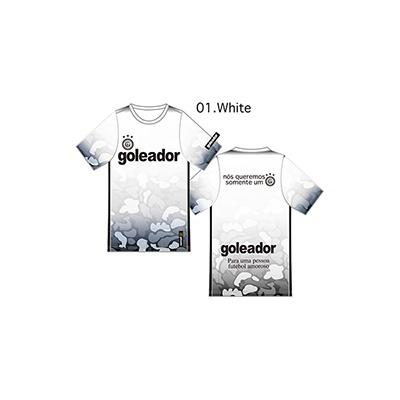 迷彩グラデーションプラシャツ(半袖)(大人用)・goleador(ゴレアドール)G-2321
