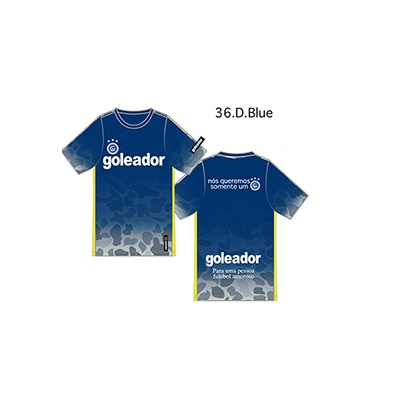 Jr.迷彩グラデーションプラシャツ(半袖)(ジュニア用)・goleador(ゴレアドール)G-2321-1