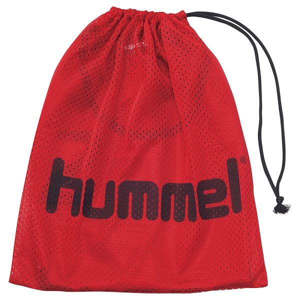 トレーニングビブス(大人用10枚セット/2〜11番号入り収納袋付き)・hummel(ヒュンメル)HAK6006Z【送料無料】
