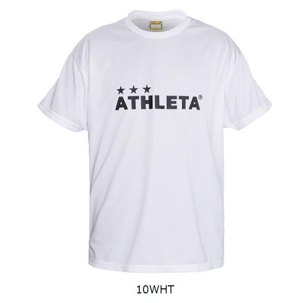 プラクティスシャツ(ジュニア用)・ATHLETA(アスレタ)02344J