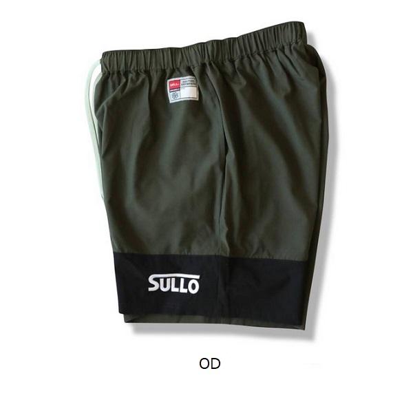 SWICH SHORTS(全3カラー)・sullo(スージョ)1331101007