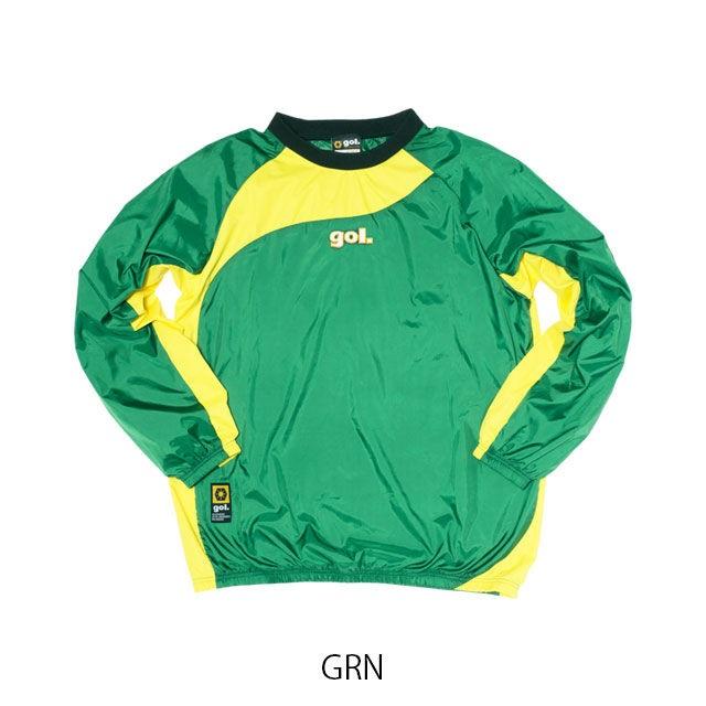 Jr.ピステコンビトップ/パンツセット・gol.(ゴル)G575-157/G575-158