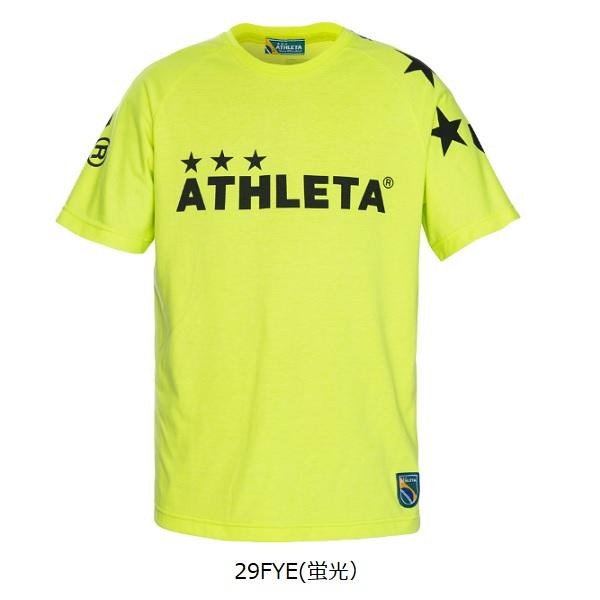 ビッグロゴ Tシャツ(大人用)・ATHLETA(アスレタ)03351