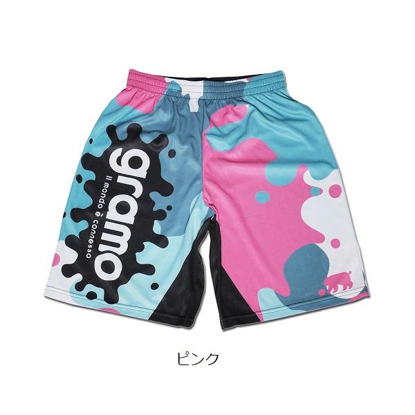 プラクティスパンツ「splash2-pants」・gramo(グラモ)HP-033