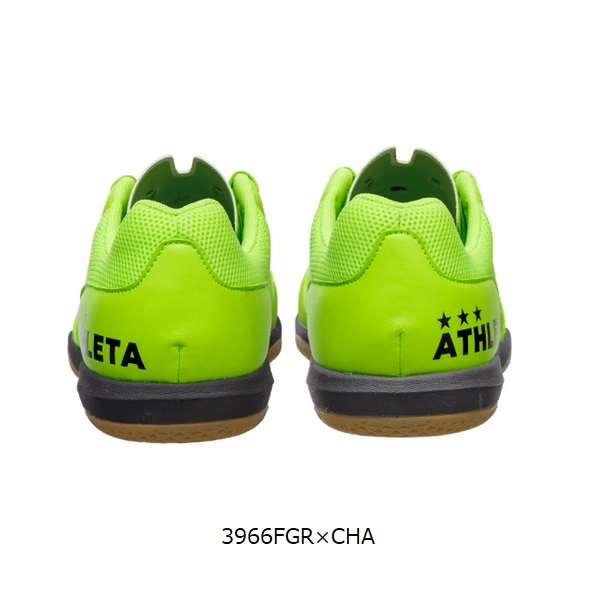 O-Rei Futsal T008(3966FGR×CHA)(フットサルシューズ)・ATHLETA(アスレタオーヘイ)11014