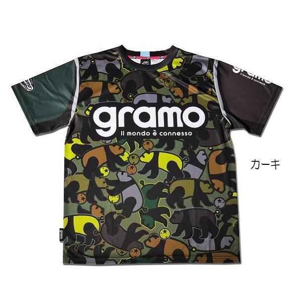 プラクティスシャツ「random」・gramo(グラモ)P-031