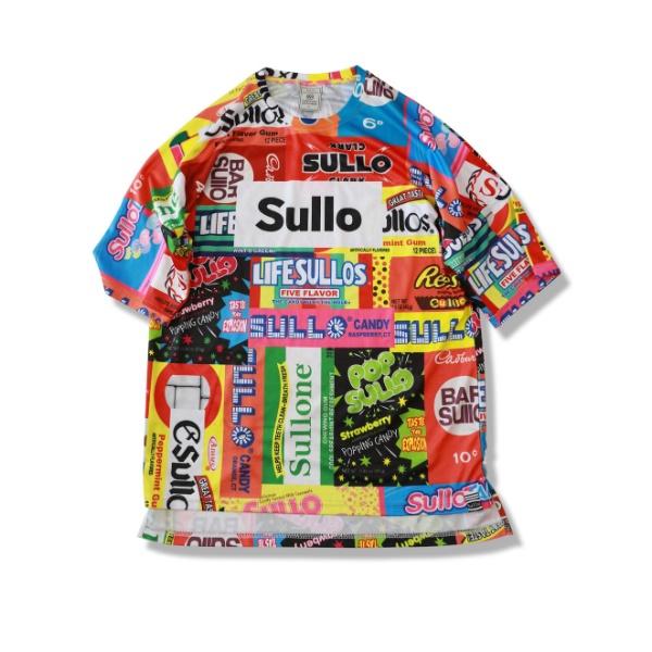 半袖プラシャツD/S SNACK PRA SHIRT・sullo(スージョ)1220101002