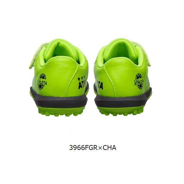 CDB Treinamento Velcro T008(3966FGR×CHA)(ジュニア用トレーニングシューズ)・ATHLETA(アスレタオーヘイ)21008J