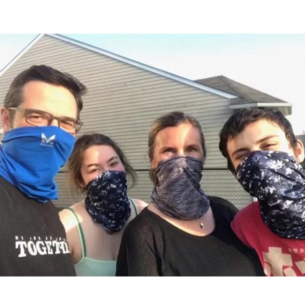 マルチクールネックゲイター(冷たいマスク)(ジョギングマスク)(冷感)・MISSION(ミッション)【送料無料】