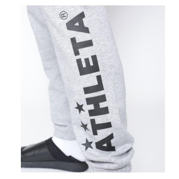 防風スウェットパンツ(ジュニア用)・ATHLETA(アスレタ)03358J