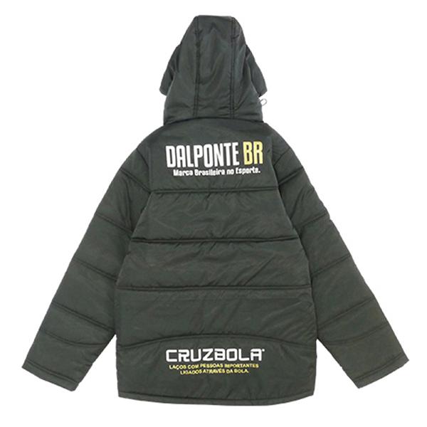 DPZ83 Dalponte(ダウポンチ) ハーフコート(BLK)【送料無料】