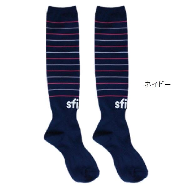 OSF-SO24 sfida(スフィーダ) ロングソックス08【ゆうパケット可】