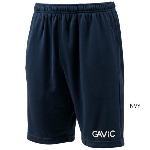 トレーニングハーフパンツ(大人用ジャージ)・GAVIC(ガビック)GA0322【大きいサイズ有り】