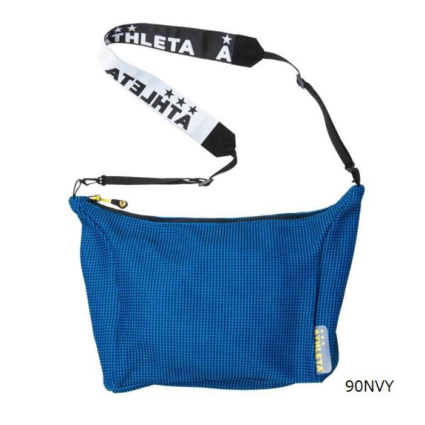 ショルダーメッシュバッグ(Lサイズ)・ATHLETA(アスレタ)05273L