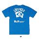 KIDSプラクティスTシャツ(ジュニア)Dalponte(ダウポンチ)DPZ66