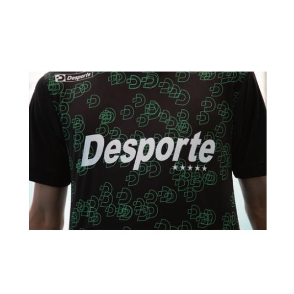 半袖プラクティスシャツ・Desporte(デスポルチ)DSP-BPS-18【大きいサイズ有り】