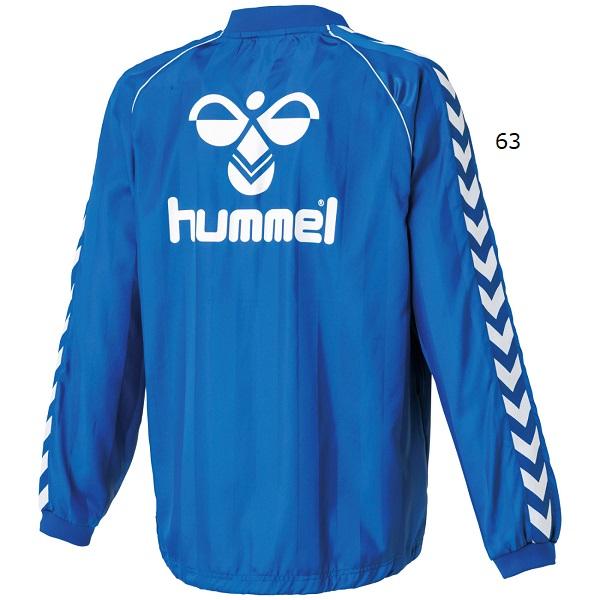 Jr.トライアルコート/パンツセット(ジュニア用)・hummel(ヒュンメル)HJW4163/HJW5163【送料無料】