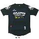 DPZ53 Dalponte(ダウポンチ) ボーダープラクティスシャツ